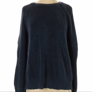 Nordstrom | Do & Be DO+BE blue pullover sweater